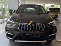 Bán xe BMW X1 sDrive18i năm sản xuất 2018, màu nâu, nhập khẩu nguyên chiếc