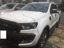 Bán xe Ford Ranger Wildtrak 3.2 sản xuất năm 2017, màu trắng, nhập khẩu