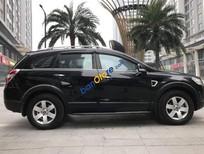 Bán Chevrolet Captiva LT sản xuất năm 2009, màu đen ít sử dụng, giá chỉ 286 triệu