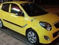 Bán ô tô Kia Morning năm sản xuất 2010, màu vàng