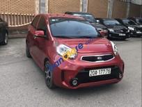 Bán xe Kia Morning năm sản xuất 2015, màu đỏ chính chủ, giá tốt