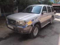 Cần bán xe Ford Everest sản xuất năm 2006, màu bạc, nhập khẩu giá cạnh tranh
