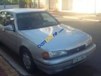 Cần bán gấp Hyundai Sonata sản xuất năm 1991, màu bạc còn mới
