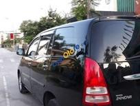 Bán Toyota Innova G năm sản xuất 2007, màu đen chính chủ