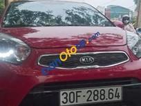 Xe Kia Morning 1.25 AT năm sản xuất 2015, màu đỏ