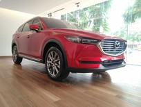 Bán Mazda CX 8 Luxury 2019, màu đỏ