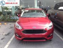 Cần bán xe Ford Focus Sport 5D 2019, màu đỏ, giao ngay tại đại lý Ford An Đô