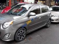 Bán ô tô Kia Morning AT năm sản xuất 2010, màu xám, xe nhập còn mới, 265tr