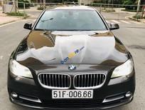Cần bán lại xe BMW 5 Series 520i Facelift năm sản xuất 2014, màu nâu, nhập khẩu nguyên chiếc