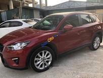 Xe Mazda CX 5 2.0 sản xuất năm 2015, màu đỏ, nhập khẩu nguyên chiếc chính chủ, giá 750tr