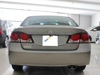 Bán Honda Civic 2.0 năm 2008, màu bạc số tự động