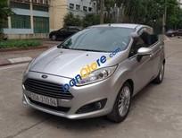 Cần bán gấp Ford Fiesta Titanium 1.5 AT sản xuất 2015, màu bạc, xe nhập chính chủ
