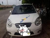 Cần bán xe Kia Morning năm 2010, màu trắng, 140tr