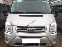 Bán xe Ford Transit sản xuất 2018, màu bạc, odo 22.000 Km