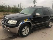 Bán ô tô Ford Escape XLT AT 3.0 năm 2006, màu đen như mới, giá tốt