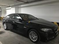 Bán BMW 5 Series 520i năm sản xuất 2015, màu đen, xe nhập, chính chủ