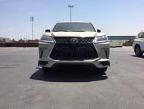 Bán ô tô Lexus LX 570 Super Sport S 2019, màu vàng cát, mới 100% giao ngay