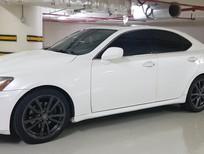 Xe Lexus IS 250 đời 2007, màu trắng, 668 triệu