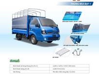 Cần bán xe tải Kia K200 2019, 335tr, tải trọng 0.99T 1.49T, 1.9T, hỗ trợ trả góp 70%