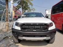 Bán xe Ford Ranger Raptor 2019, màu trắng, nhập khẩu Thái Lan, giao xe ngay tại Lào Cai