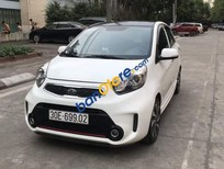 Cần bán lại xe Kia Morning Si AT năm sản xuất 2017, màu trắng
