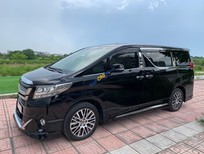 Bán ô tô Toyota Alphard sản xuất 2018, nhập khẩu nguyên chiếc đẹp như mới