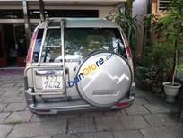 Cần bán Ford Everest năm 2007, màu bạc