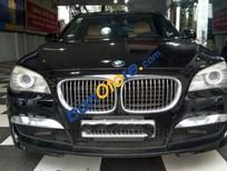 Bán xe BMW 7 Series 750Li năm sản xuất 2009, màu đen, nhập khẩu
