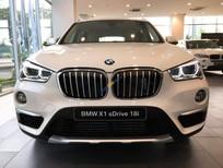 Bán ô tô BMW X1 18i năm 2019, màu trắng, xe nhập