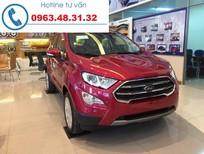 Bán xe Ford Ecosport Titanium 1.0L Ecoboost, giá tốt liên hệ: 0963483132
