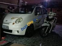 Xe Daewoo Matiz năm sản xuất 2003, màu trắng