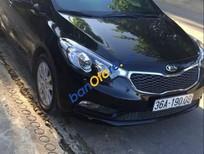 Bán ô tô Kia K3 1.6 MT sản xuất 2016, màu đen, giá tốt