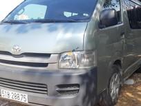 Cần bán gấp Toyota Hiace năm 2008