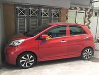 Bán Kia Morning Si MT năm sản xuất 2016, màu đỏ