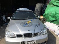 Bán Daewoo Lacetti sản xuất 2004, màu bạc