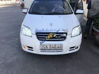 Bán Daewoo Gentra sản xuất 2010, màu trắng, nhập khẩu