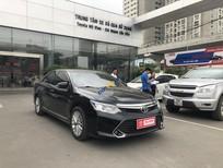 Cần bán gấp Toyota Camry 2.5Q sản xuất năm 2016, màu đen số tự động