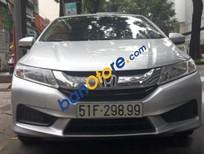 Cần bán xe Honda City MT năm sản xuất 2015, màu bạc