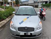 Cần bán gấp Hyundai Azera MT sản xuất năm 2008, màu bạc, nhập khẩu