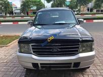 Bán ô tô Ford Everest sản xuất năm 2005, màu đen