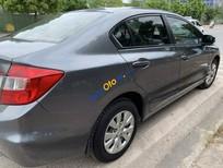 Cần bán xe Honda Civic 1.8 MT sản xuất 2013, màu xám, 490tr
