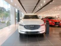 Bán Mazda CX8 2019 trắng Ngọc Trinh