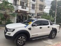 Bán xe Ford Ranger Wildtrak 3.2 sản xuất 2017, màu trắng, xe nhập