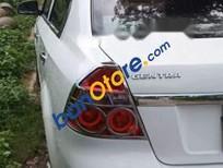 Bán ô tô Daewoo Gentra năm sản xuất 2009, màu trắng, giá tốt