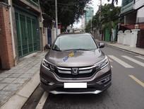 Bán Honda CR V 2.4AT sản xuất năm 2015, màu nâu