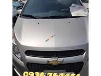 Cần bán lại xe Chevrolet Spark Van sản xuất năm 2016, màu bạc, giá chỉ 175 triệu