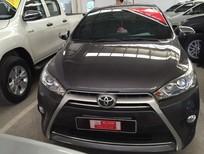 Bán Yaris 1.3G SX 2015, nhập khẩu Thai Lan, xe đẹp, nội thấy sang trọng, máy móc ổn định, mua về đổ xăng và chạy