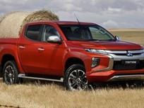 Giá xe bán tải Mitsubishi Triton 2019 Khuyến mại cực lớn, trả góp 85%