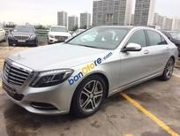 Bán xe Mercedes-Benz S400 Star, 2016, màu bạc, 2% thuế trước bạ