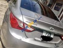 Cần bán gấp Hyundai Sonata Y20 năm sản xuất 2010, màu bạc, nhập khẩu